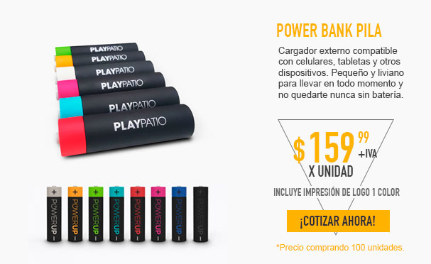 Power Bank Pila