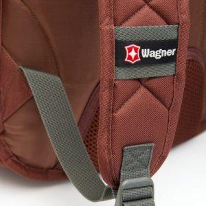 Detalle en tira de mochila wagner