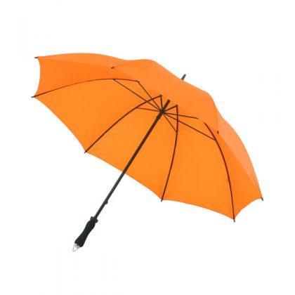 Paraguas naranja