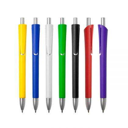 Bolígrafo plástico Otto