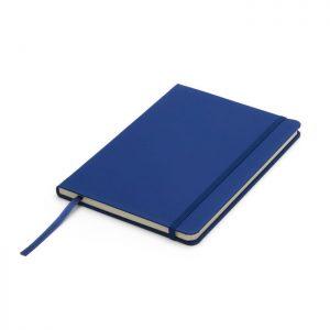 Cuaderno plan A5 azul perspectiva