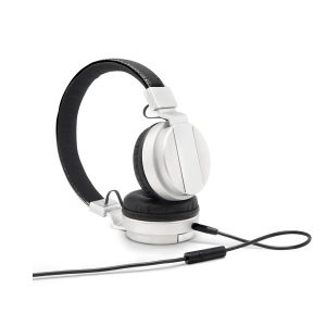 Auriculares grises