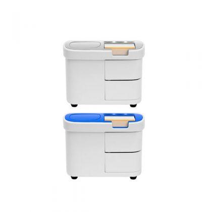 Organizador de escritorio de colores