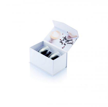 set de tazas caja abierta con tazas