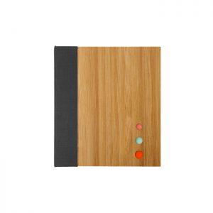 Set de notas bambu