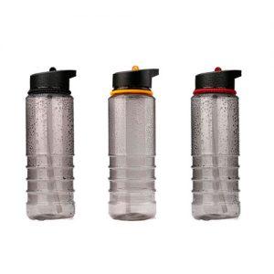 Botellas con picos de colores