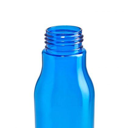 Botella con tapa a rosca