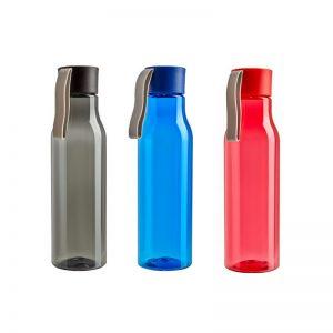 Botella de plástico office de colores